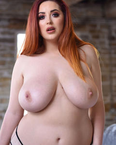 Lucy Vixen Full Figured Babe